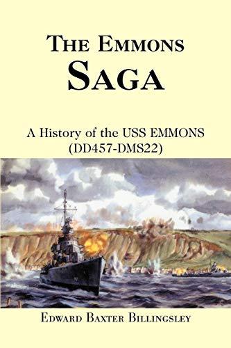 The Emmons Saga By Edward Baxter Billingsley