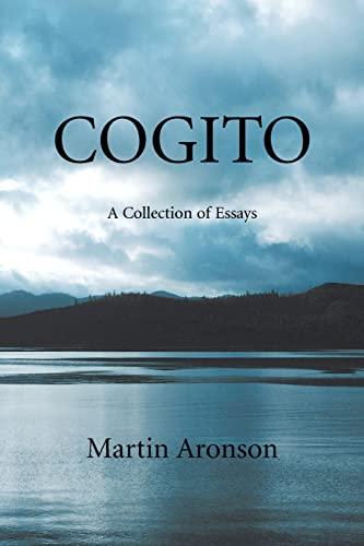 Cogito By Martin Aronson
