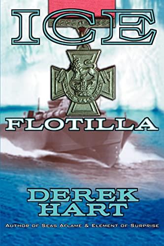 Ice Flotilla By Derek Hart