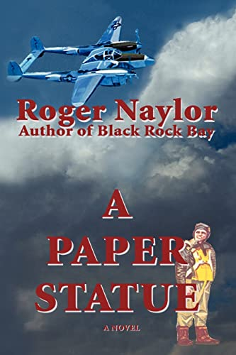A Paper Statue By Roger Naylor