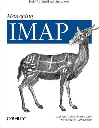 Managing IMAP By Dianna Mullet