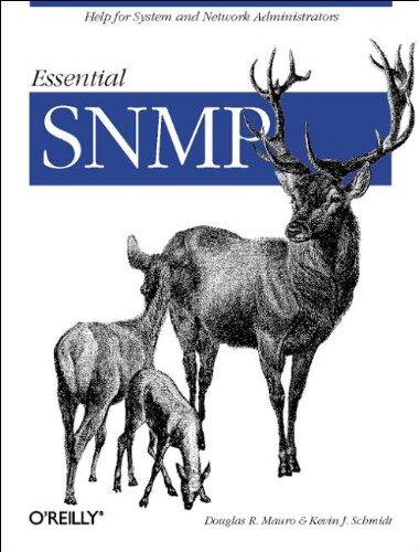 Essential SNMP by Douglas R. Mauro