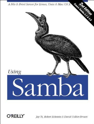 Using Samba By Jay Ts