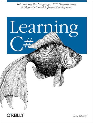 Learning C# By Jesse Liberty