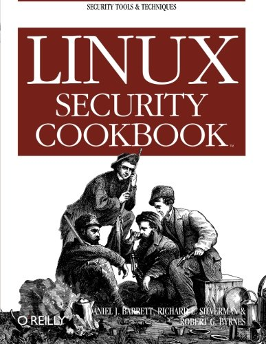 Linux Security Cookbook By Daniel Barrett