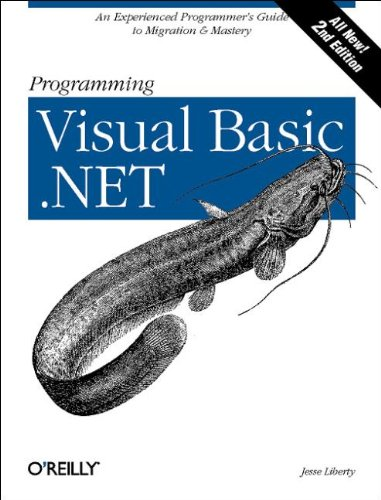 Programming Visual Basic .NET By Dave Grundgeiger