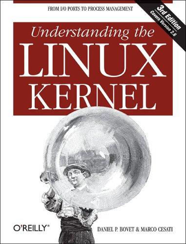 Understanding the Linux Kernel By Daniel P. Bovet