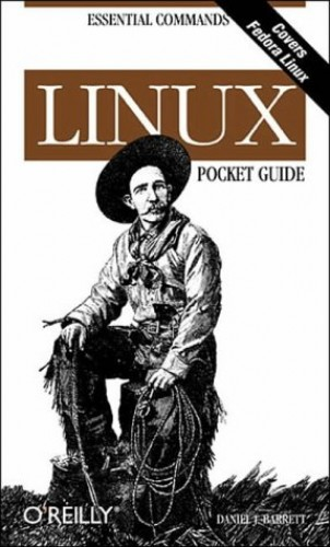 Linux Pocket Guide (Pocket Guide: Essential Commands) By Daniel Barrett