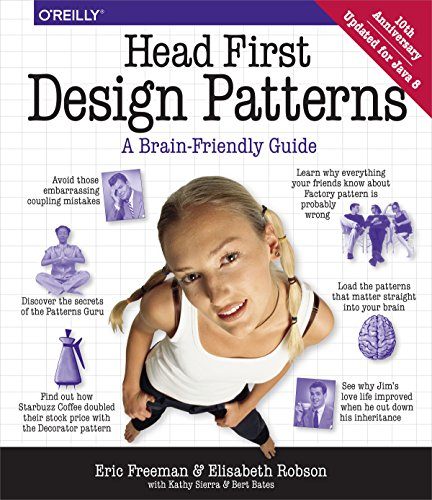 Head First Design Patterns by Elisabeth Freeman