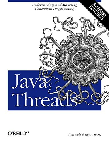Java Threads By Scott Oaks