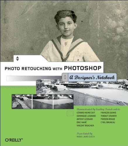 Photo Retouching with Photoshop By Eyrolles
