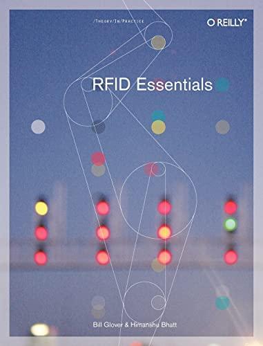 RFID Essentials By Bill Glover