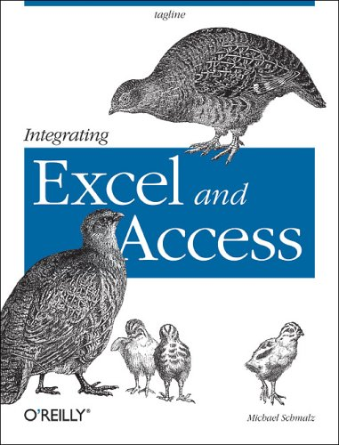 Integrating Excel and Access By Michael Schmalz