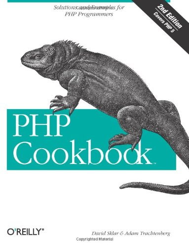PHP Cookbook (Cookbooks (O'Reilly)) By David F. Sklar