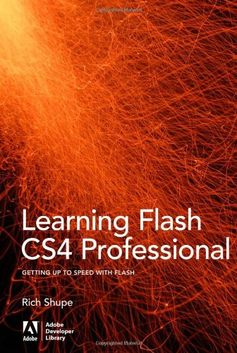 Learning Flash CS4 Professional By Richard Shupe