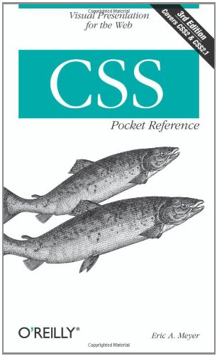 CSS Pocket Reference By Eric Meyer