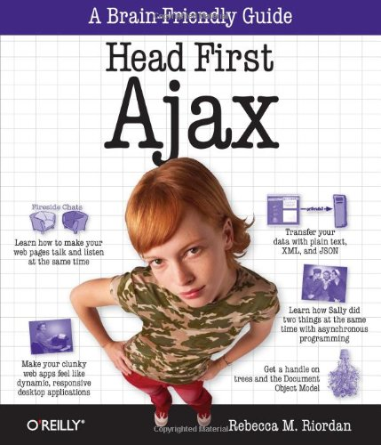 Head First Ajax by Rebecca M. Riordan