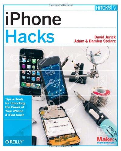 iPhone Hacks By Damien Stolarz