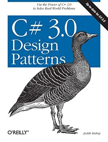 C# 3.0 Design Patterns By Judith Bishop