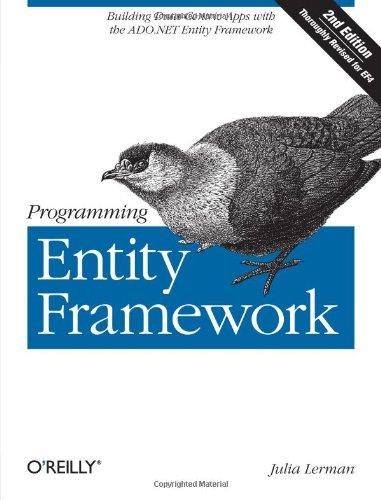 Programming Entity Framework By Julia Lerman