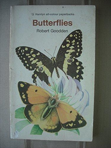 Butterflies (All Colour Paperbacks) by Robert Goodden Paperback Book The Cheap