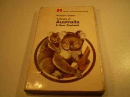 Animals of Australia and New Zealand By Richard F.M.S. Sadleir