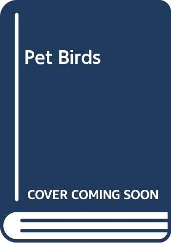 Pet Birds By Cyril H. Rogers
