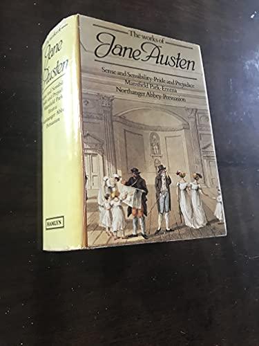 Works By Jane Austen