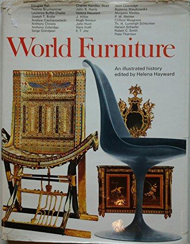 World Furniture By Edited by Helena Hayward