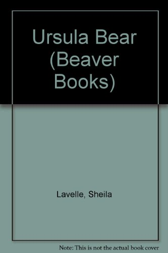 Ursula Bear By Sheila Lavelle