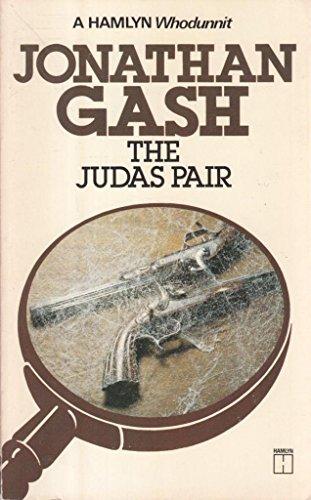 Judas Pair By Jonathan Gash