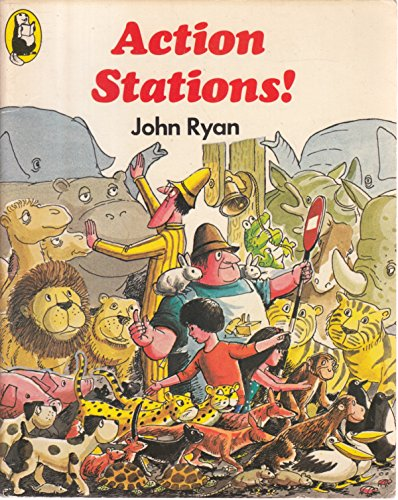 Action Stations By John Ryan