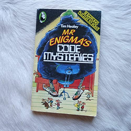 Mr. Enigma's Code Mysteries (Beaver Books) By Tim Healey