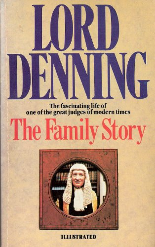Family Story By Alfred Denning