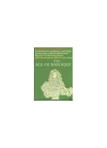 Age of Baroque, The (Landmarks of World Art S.) By Michael Kitson