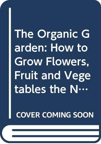 The Organic Garden By Sue Stickland