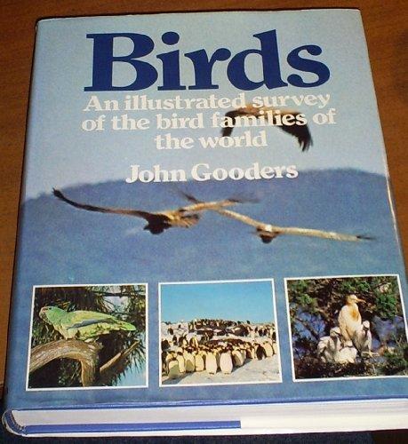 Birds By John Gooders