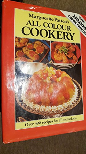 Hamlyn All-colour Cookery By Marguerite Patten, OBE