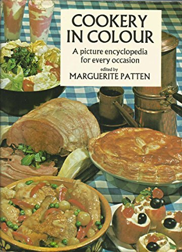 Cookery in Colour By Marguerite Patten, OBE