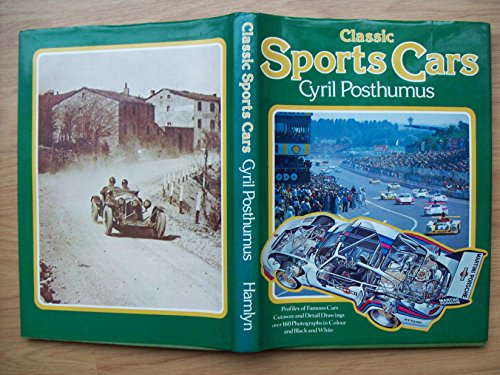 Classic Sports Cars By Cyril Posthumus