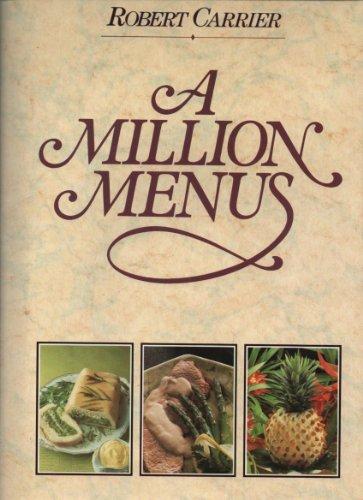 Million Menus By Robert Carrier