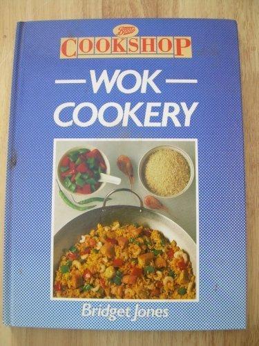 Wok Cookery (Boots Cookshop) By Bridget Jones