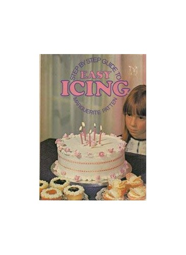 Easy Icing By Marguerite Patten, OBE