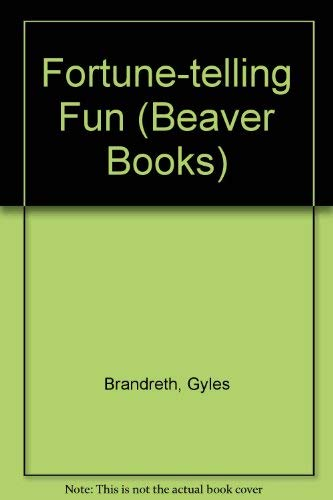 Fortune-telling Fun (Beaver Books) By Gyles Brandreth