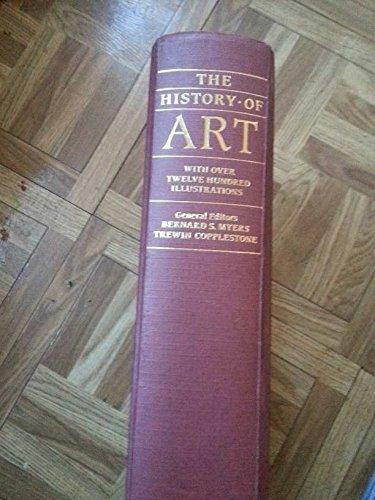 History of Art By Bernard S. Myers