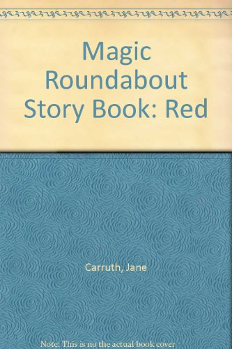 Magic Roundabout Story Book By Jane Carruth