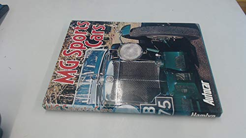"MG Sports Cars By ""Autocar"""