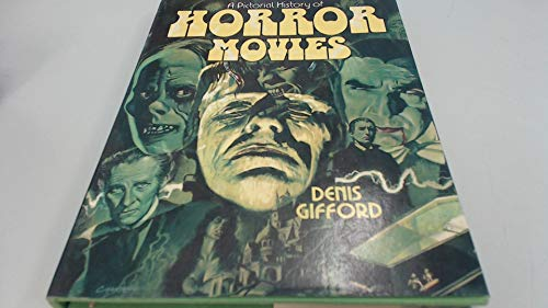 A Pictorial History of Horror Movies by Gifford, Denis Hardback Book The Cheap