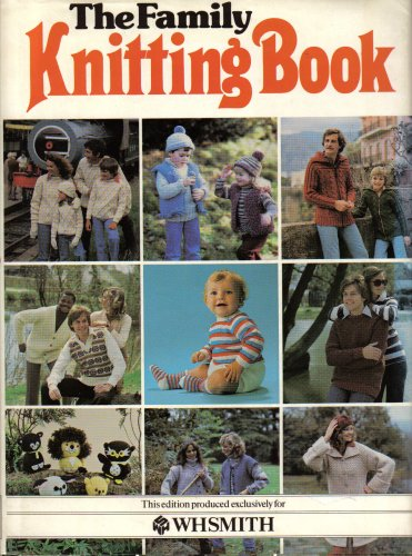 The Family Knitting Book By Various
