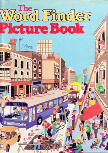 Word Finder Picture Book, The By Elizabeth J. Goodacre